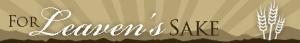 Logo: For Leaven's Sake