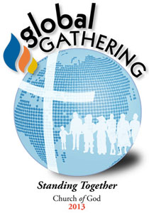 Logo: Global Gathering 2013