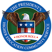 President_Higher_Ed_Community_Svc_HonorRoll