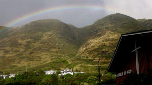 Hawaii_Aina_Haina_Church_rainbow_FORWEB