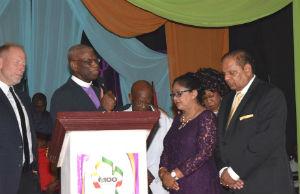 Guyana_Centennial_PrimeMinister_prayer_adj_FORWEB