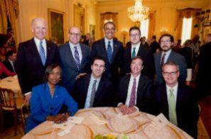 Obama_and_CherylSanders2014_FORWEB