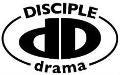 Disciple Drama LogoB-W_FORWEB