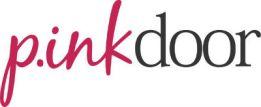 Pink_door_logo_horiz_FORWEB